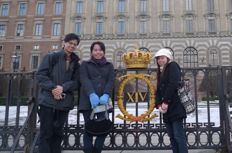 Dual Degree Students Participate in an International Case Competition in Stockholm